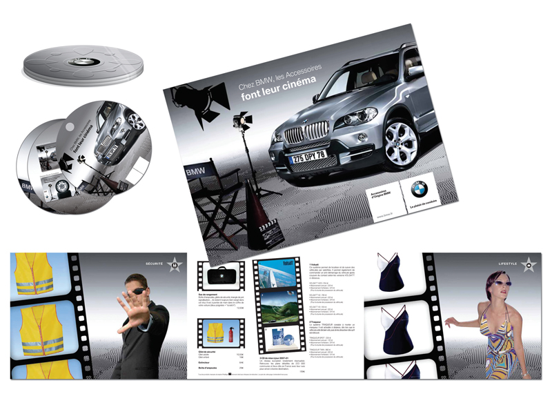 Brand Management - Maquette - BMW